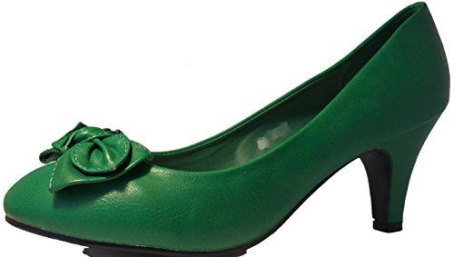 edle-stiletto-pumps-high-heels-trachtenschuhe-in-grun-mit-dekorativer-schleife-grosse-40-damenschuhe