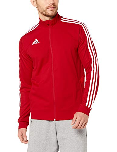 adidas Herren TIRO19 TR JKT Sport Jacket, Power red/Red/White, 2XL