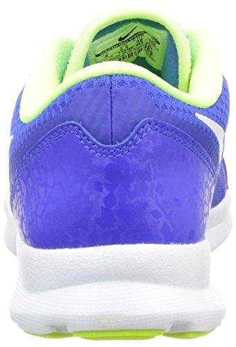 Nike Core Motion Tr 2, Fitness Femme, Violet, Taille Bleu (Racer Blue/White/Volt/Concored 403)