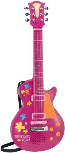 Bontempi GE 5871 - Igirl Chitarra Rock Elettronica...