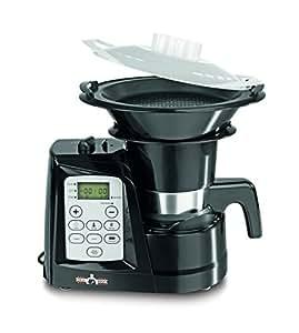 Tv unser original 06334 robot da cucina mix and more 9 funzioni con libro di ricette - Robot da cucina bialetti ...