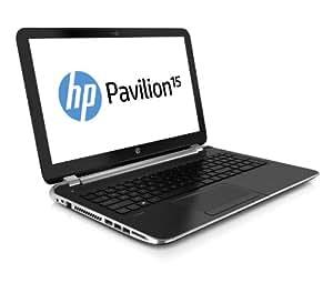 """HP Pavilion 15-n042ef Ordinateur portable 15"""" (38,10 cm) Intel Core i3 3217U 1,80 GHz 1 To 4 Go Intel HM76 Express Windows 8 Noir charbon"""