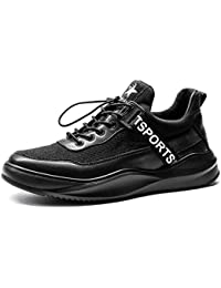 Mzq-yq Zapatos de Hombre Transpirables de Primavera Zapatos Deportivos de  Moda Zapatos Casuales de Hombre Zapatos para Correr para… eeefe50f357