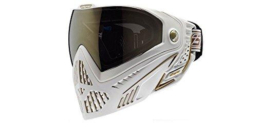 Dye Goggle i5 wht/Gold Maske, Weiss, (Dye Maske)