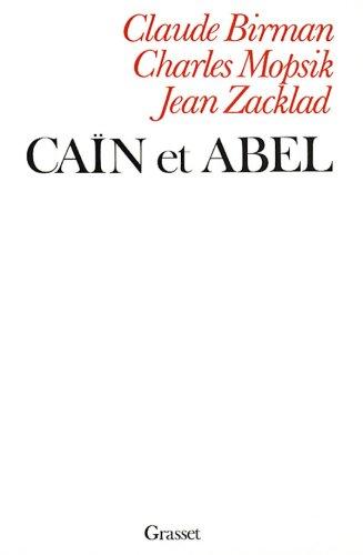 Caïn et Abel par Claude Birman