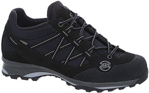 Hanwag Chaussures Randonnée Belorado II Low Lady GTX Black/black