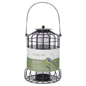 Bird Nut Feeder Feeding Time Deluxe Large by Rosewood