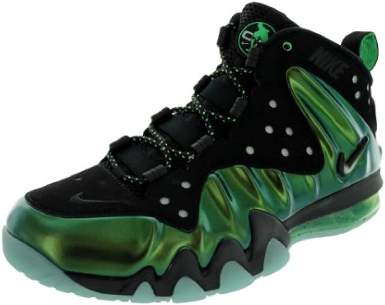 Nike Mens Barkley Posite Max Black Eggplant -555097-003 -