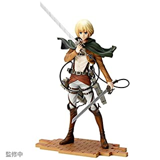 Attack on Titan BRAVE-ACT Armin Arlert 1/8 Scale Statue