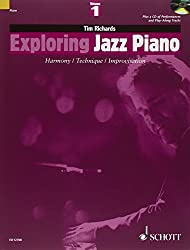 Exploring Jazz Piano Volume 1 +CD - Piano-