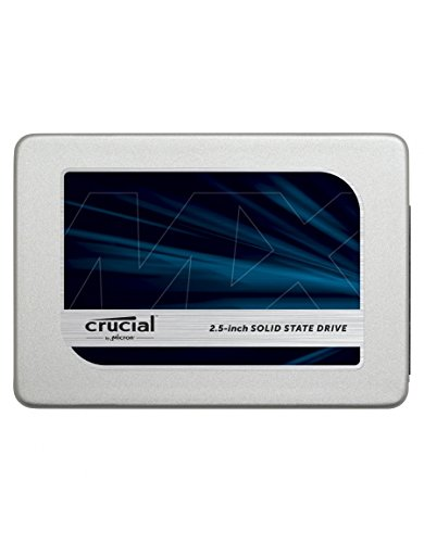 CRUCIAL MX300 - UNIDAD DE ESTADO SOLIDO INTERNO DE 275 GB SATA  2 5 PULGADAS  COLOR GRIS