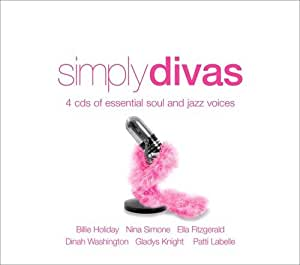 Simply Soul and Jazz Divas (Coffret 4 CD)