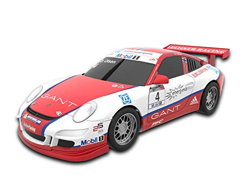 Scalextric-C10262S300 Coche Color Rojo Scale Competition
