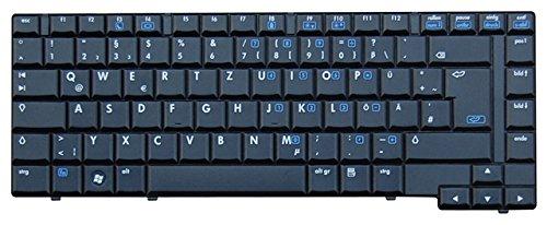 NExpert Orig. QWERTZ Tastatur für HP Compaq 6710 B 6710B 6715 B 6715B Serie DE Neu (6715b Hp)