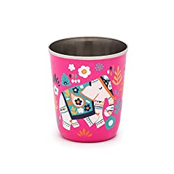Elephant In The Jungle Small Tumbler - Set of 2