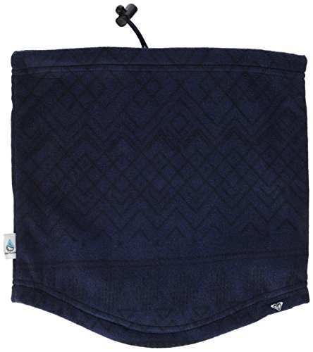 Roxy Damen Collar Cascade-Neck Warmer for Women, Peacoat, One Size | 03613372719295