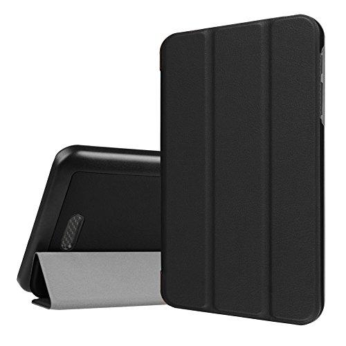 WiTa-Store Tasche für Acer Iconia One 7 B1-780 7.0 Zoll Schutz Hülle Flip Tablet Cover Case (Schwarz) Neu