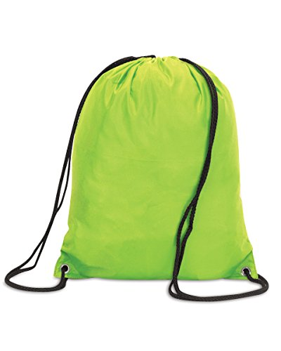 Shugon Stafford Drawstring Tote Bag Lime