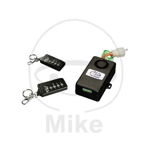 Motorrad-/Quad Alarmanlage TG400 M & S Erschütterungssensor, Fernbedienung 12 V