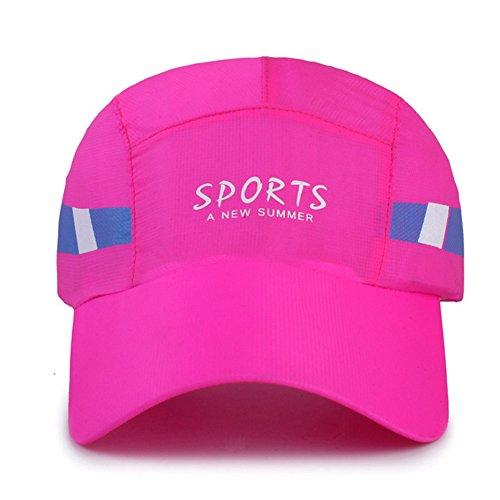 Hualing ¨¦t¨¦ Hommes et Femmes Sports de plein air Speed ??Cap Dry Capuchon de p¨ºche ¨¦tanche Chapeau Portable pliant couleur cr¨¨me