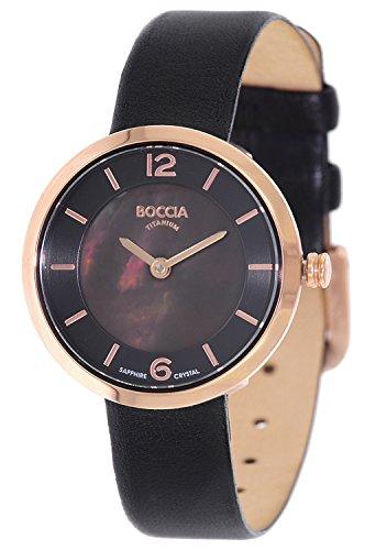 Boccia Titan Damen-Armbanduhr 3266-03