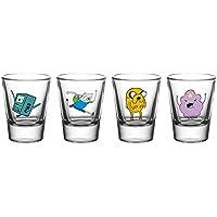Elbenwald GB Eye LTD, Adventure Time, Personajes, Vasos para chupito