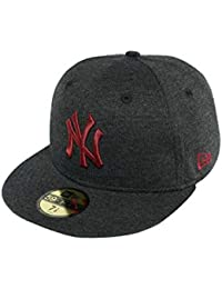 A NEW ERA Era Mujeres Gorras Gorra Plana MLB Essential York Yankees 59 Fifty a1289d0cf03