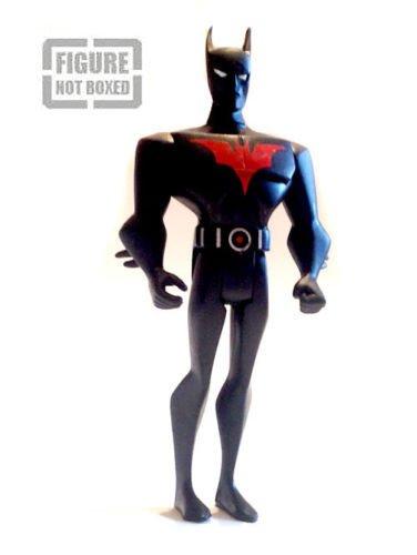 "Image of Dc Comics JUSTICE LEAGUE Batman Beyond action 4"" figure toy VERY RARE (NOT BOXED)"
