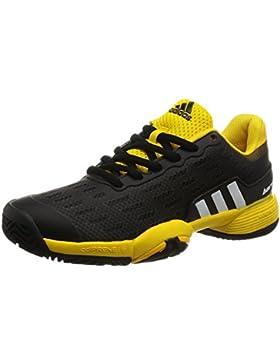 adidas Barricade Xj, Zapatillas de Deporte Unisex niños