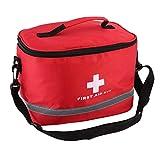 Swiftswan rotes Nylon-auffallendes Kreuz-Symbol High-Density Ripstop-Sport-kampierendes Haus-medizinische Notüberlebens-Erste-Hilfe-Ausrüstung bauscht sich draußen