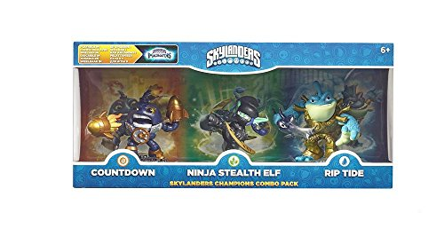Activision – SIM Classic Triple Pack 3 (Countdown – Stealth Elf – Riptide) 419I 2B4zTs3L