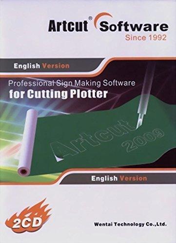 ArtCut 2009 deutsch Schneidesoftware für Schneideplotter Plotter-software