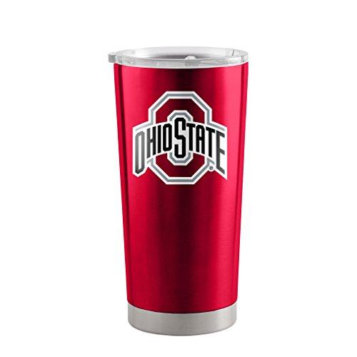 Boelter Brands NCAA Ohio State Buckeyes Ultra Tumbler, 570 ml (Buckeyes Hat Kids)