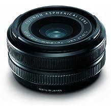 Fujifilm Fujinon XF18mmF2 R - Objetivo para Fujifilm X (distancia focal fija 18mm, apertura f/2-16, zoom óptico 1x,diámetro: 52mm) color negro