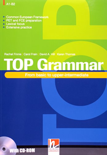 Top Grammar. From Basic to Upper-Intermediate (+ CD-ROM) (Em Portuguese do Brasil)