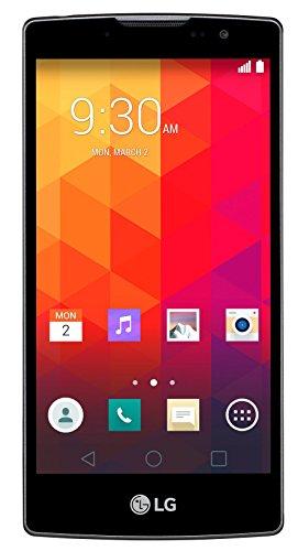 LG Spirit Smartphone (11,94 cm (4,7 Zoll) HD-IPS-Display, 1,3 GHz-Quad-Core-Prozessor, 5 Megapixel-Kamera, 8 GB interner Speicher, Android 5.0) weiß (Neue Dvd-version 2015)