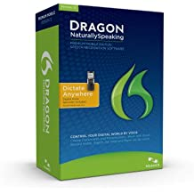 Indian English Dragon Naturally Speaking Premium 13.0 Mobile Speech Recognition Software