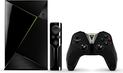 Nvidia Shield TV Pro - Android TV Gaming + Controller (resolución 4K