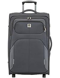 TITAN NONSTOP 2w Trolley L erweiterbar, anthrazit, 382401-04 Hand Luggage, 79 cm, 115 liters, Grey (Anthrazit)
