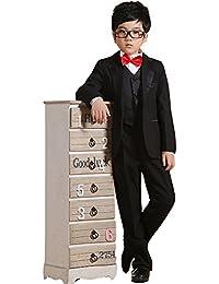 GSCH 2-14T 6-Piece Muchachos clásico de traje formal
