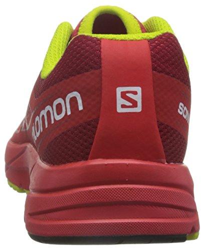 Salomon L39186400, Chaussures De Course Sur Sentier Multicolores Pour Hommes