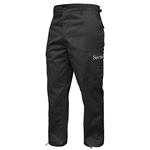 Brandit Herren Us Ranger Hose Nero Security