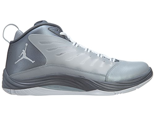 Jordan Flight Tempo 14,5 scarpe da basket Wolf Grey/White-Cool Grey