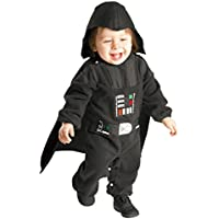 Rubie's Official Disney Star Wars Toddler Darth Vader, Children Costume - Toddler - 24 months