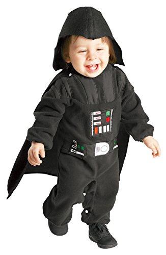 isney Star Wars Darth Vader Kleinkind, Kinder Kostüm–Kleinkind - 24 Monate (24 Monats Baby Kostüm)