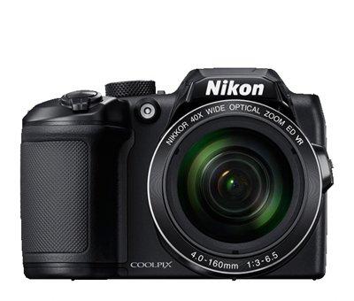 'Nikon COOLPIX B500Kamera 16MP 4608X 3456pixel CMOS 1/2.3'schwarz-Digital (Auto, Akku, Brücke, TTL, 1/2.3, 4-160mm)