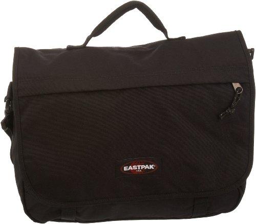 """Eastpak Reminder - Bolsa bandolera para portátil de 15"""", color negro"""