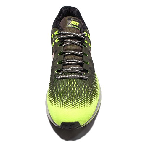 Nike Herren 849581-300 Trail Runnins Sneakers Grün
