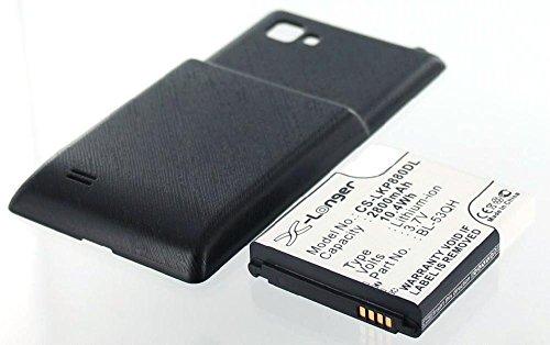 Handyakku kompatibel mit LG ELECTRONIC P880 OPTIMUS 4X HD