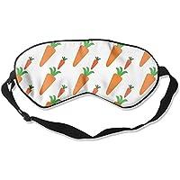 Fresh Carrot Seamless Illustration Graphic Sleep Eyes Masks - Comfortable Sleeping Mask Eye Cover For Travelling... preisvergleich bei billige-tabletten.eu